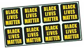 Black Lives Matter stamp