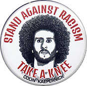 Colin Kaepernick button