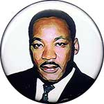 martin luther king painted portrait