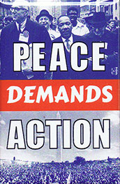 Peace Demands Action