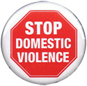 Stop Domestic Violence button