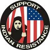 support indian resistance